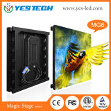 Full Color HD Resolution LED Display Advertising Screen