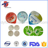 Different Sizes And Shapes Heat Seal Aluminum Foil lids