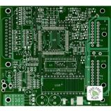 1.6mm 35um Hal LEED Free Double Sided PCB