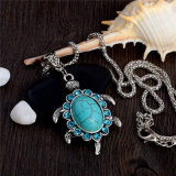 Nice Shipping Women Jewelry Natural Stone Rhinestone Necklace