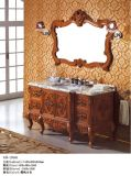 European Style Solid Wood Bathroom Ark (13046)