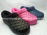 EVA Winter Shoes Snow Shoes Warm Indoor Shoes with Fur