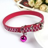 Wholesale Classic Pet Collars for Dogs and Cats (SM-F-0304)