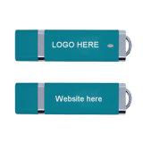 Factory Wholesale Plastic USB2.0 Flash Disk USB4GB Stick (TF-0369)