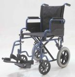 Steel Manual, Transport Chair and Folding, Wheelchair, (YJ-026E)
