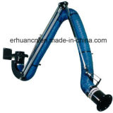 Flexible Fume Extraction Arm for Fume Extraction with Rotated 360 Degrees