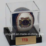 Top Selling Baseball Personalized Engraved Acrylic Display Case