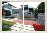 Aluminium Profile 6063-T5 Sliding Door for Garden