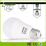China Supplier LED Plastic Bulb Light Ce RoHS Energy Saving LED Bulb Light High Power 15W SMD5730 LED Bulb