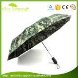 American Popular Good Quality 3 Fold Camouflage Umbrella