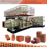 China Automatic Baked Clay Brick Making Machine Block Making Machine