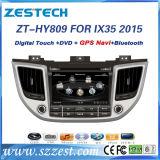 2 DIN Car Radio DVD for Hyundai Tucson IX35 2015 2016