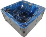 Freestanding European Style Outdoor Whirlpool Hot Tub