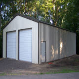 Pre-Engineered Steel Structure Fabrication for Warehouse