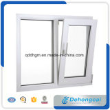 Tilt and Turn PVC Window with Low E Glass