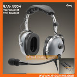 Aviation Headset Pnr Headset Pilot Headset with Flexible Boom Microphone Promise 12 Months Warranty