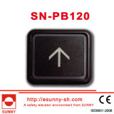 Color Optional Elevator Push Button for Toshiba (SN-PB120)