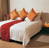 Luxury Hotel Linen Bedding Set Bed Sheet