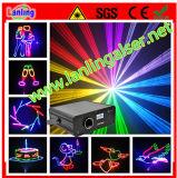 Animation Ilda Laser System Disco Logo Light