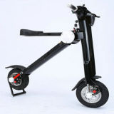 Two Wheel Electric Folding Scooter with Seat