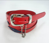 New Fashion Lady Belt of Full Grain Leather (EUBL0850-18)