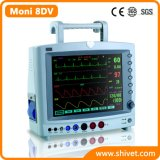 Portable Animal Monitor Veterinary Monitor (Moni 8DV)