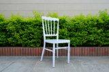 White Aluminum Napoleon Chair for Hotel