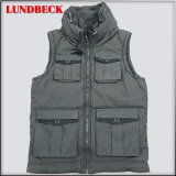 Men′s Padding Jacket with Sleeveless