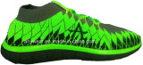 China men outdoor sports flyknit running sneakers (816-2985)