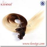 Natural Human Hair Extension U-Tip Keratin Hair Indian Hair