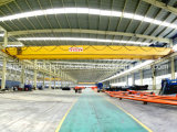 Widely Useddouble Girder Overhead Crane with Electric Hoist Lifting Equipment