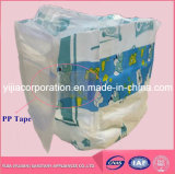 Baby Care Brand Diaper Sweety with PP Tape