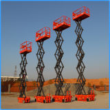 Self-Propelled Hydraulic Electric Scissor Lift