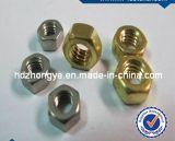 Nut and Bolt for Hexagonal Nylon Lock Nut Types