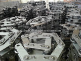 Industrial Steel Roller Conveyor Chain with Special Attachment