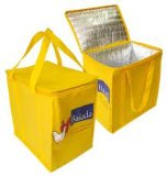 PP Non Woven Cooler Lunch Bag with Handle