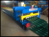 Most Popular Hydraulic Automatic Color Steel Metal Tile Sheet Roof Steel Glazed Roll Forming Machine