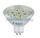 3W MR16 LED with Wide Voltage 8-24V