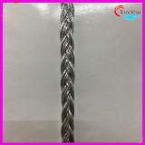 Width 1cm Metallic Yarn Weaving Trimming