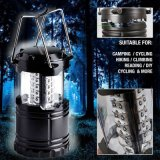 2016 Portable Camping 30 LED Lantern for Hiking/Camping