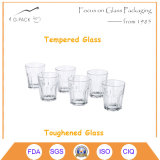 Tempered Glass Cups for Coffee