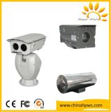 Temperature Detection Scanner PTZ IP Surveillance Thermal Camera