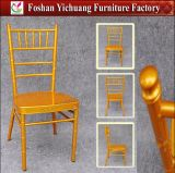Gold Aluminum Stackable Chiavari Chair for Wedding and Hotel (YC-A45)