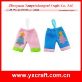Christmas Decoration (ZY14Y601-1-2) Mini Christmas Pants / Trousers Decoration