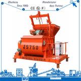 Top Brand Automatic Industrial 750L Concrete Mixer for Concrete Batching Plant (JS750)