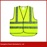 Green High Visibility Reflective for Worker Safety Vest Supplier (V03)