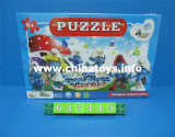 Education Game Toys Educational 3D Jigsaws Puzzle Plastic Toy (647415)