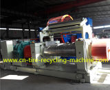 Bearing Type Two Roll Rubber Mixing Mill with Stock Blender