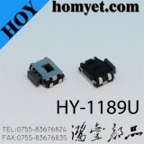 Tact Switch with 3.5*4.7*1.6mm Square 2.6mm Long Button 4pin (SMD)