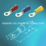 PVC PA Insulated Ring Crimp Terminals with UL